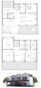 Tiny House Pläne : house plan from floor plans pinterest house plans house und small house plans ~ Eleganceandgraceweddings.com Haus und Dekorationen
