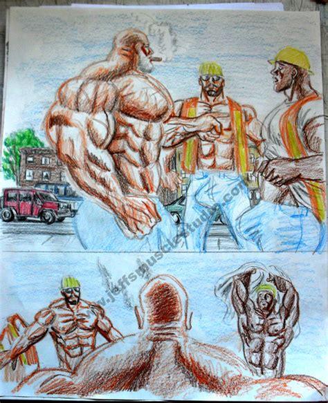 giants jeffs muscle studio autos post