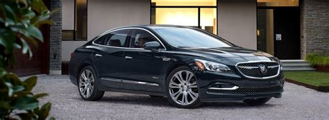 2019 buick lacrosse avenir full size luxury sedan model