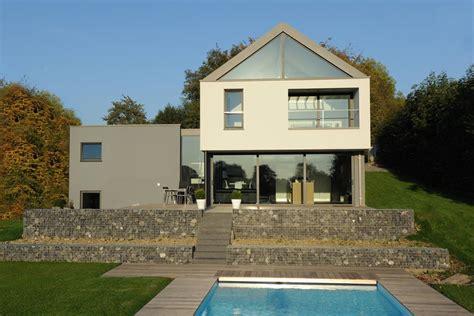 maison moderne avec toit mc immo