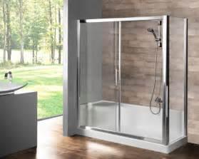 Box doccia per sostituzione vasca vendita