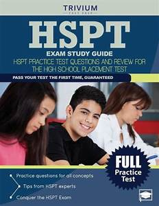 Hspt Exam Study Guide  Hspt Practice Test Questions And