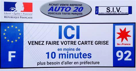 Carte Grise Minute by Changer Sa Carte Grise A Bagneux Et Ses Environs