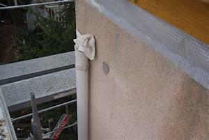 Enduire Un Mur En Parpaing Au Rouleau : inou crepis exterieur au rouleau renaa conception ~ Premium-room.com Idées de Décoration