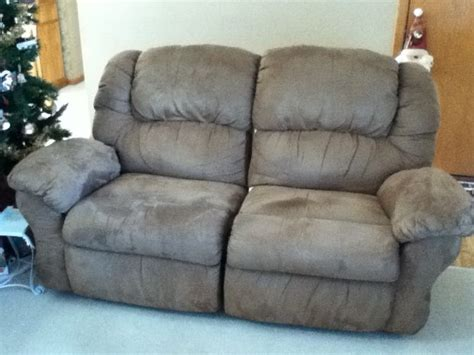 sofa quot wallaway quot recliner and loveseat rocking recliner