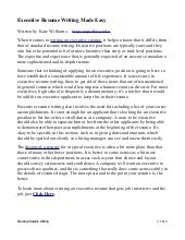Easy Resume Writing by Cover Letter Help That Gets You Hired