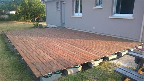 terrasse pave et bois atlub