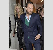 James Middleton And Donna Air Enjoy Two Romantic Date