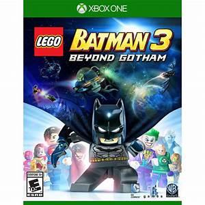 LEGO Batman 3: Beyond Gotham (Xbox One) - Walmart.com