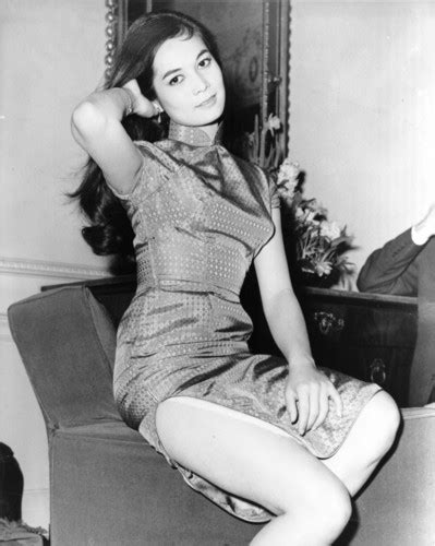 Leopard and Lipstick: Style Icon: Nancy Kwan