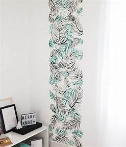 Decoration Murale Design : diy deco murale tropicale shylylovely ~ Teatrodelosmanantiales.com Idées de Décoration
