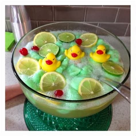 Baby Shower Punch Recipe  Free Printable Baby Shower