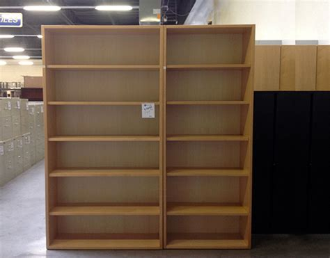 Used Laminate Bookcases Various Sizes  Arizona Office