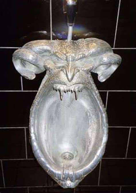 urinals  sculptures  bizarre toilets