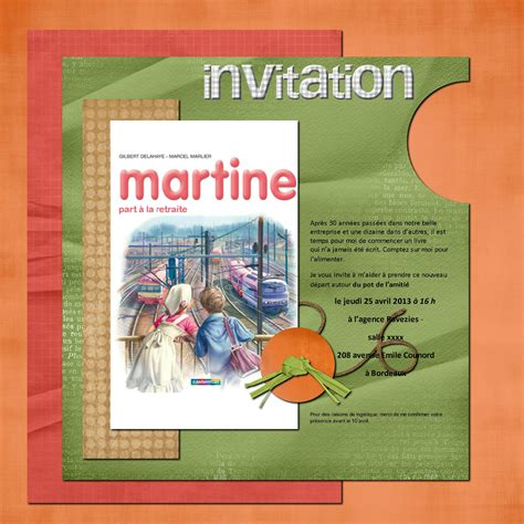 modele carte invitation depart en retraite carte invitation retraite carte invitation retraite pas