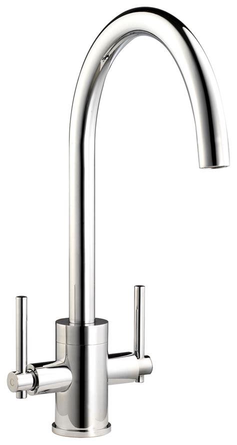 Wex Telesto Kitchen Sink Tap & Basin Mixer Tap  Worktop
