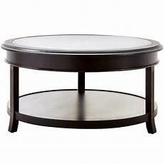 Walker Edison Furniture Company 36 In Marblegold Coffee