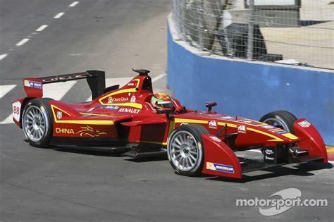 E Scow Racing by Ho Pin Tung China Racing Formula E Team At Buenos Aires Eprix
