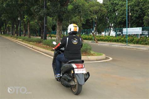 Nmax 2018 Teste by Test Ride Yamaha Nmax 2018 Kelebihan Dan Kekurangan