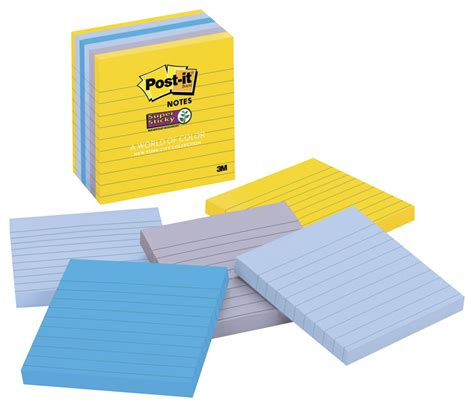 The company offers custom manufacturing services, such as enclosures, cabinets, consoles, conveyors, guards, assemblies, tanks, chassis, electrical boxes and panels, among others. Post-it Super Sticky Notes - SCHOOL SPECIALTY MARKETPLACE