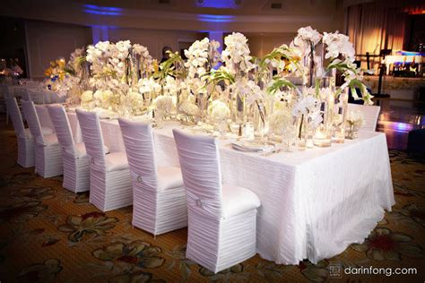 habillage chaise mariage take a seat reception décor ideas bridalguide