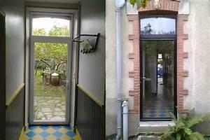 Porte Exterieure Vitree
