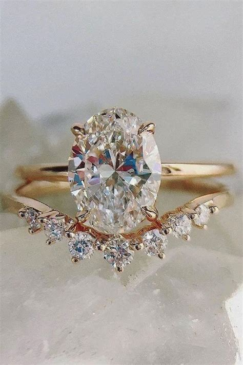 24 oval engagement rings that every dreams oh so