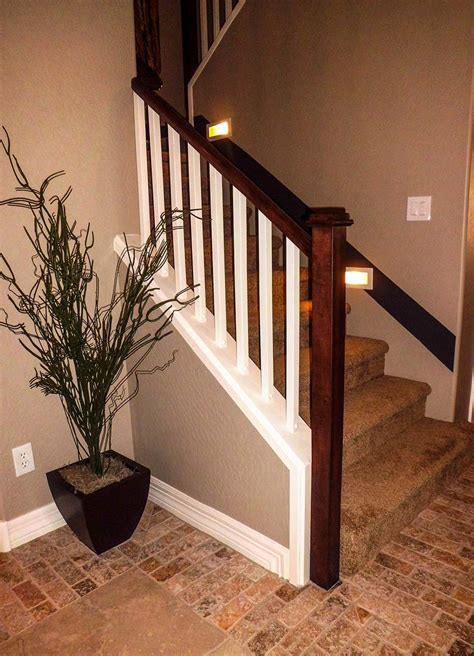 Stair Banister Pictures by Mission Style Staircase Railings Artistic Stairs