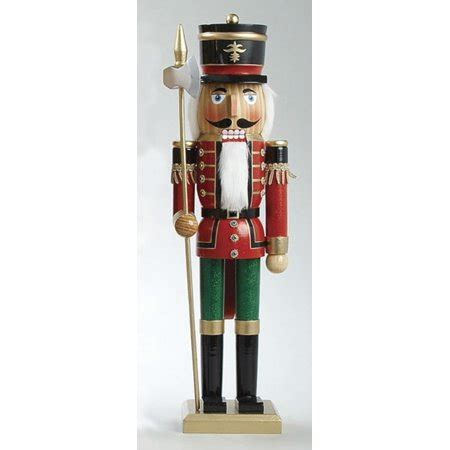 decorative christmas nutcracker stores hallow  arts