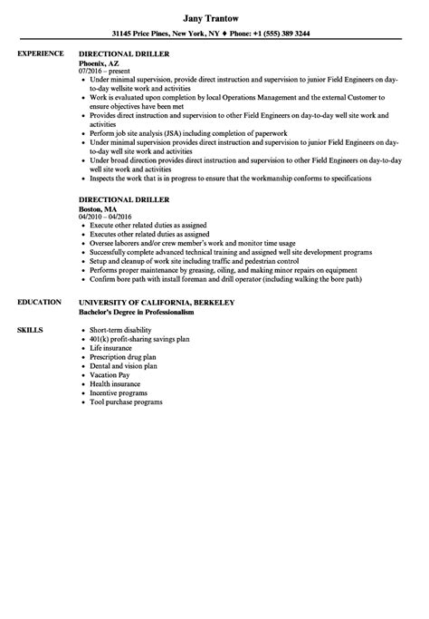 Directional Driller Resume Samples  Velvet Jobs. Sample College Resumes. Free Downloadable Resume. Scrum Master Resume Sample. Medical Laboratory Technician Resume. Home Health Care Aide Resume Sample. Human Resources Sample Resume. Microsoft Word Resume Templates 2011 Free. Resume In Word