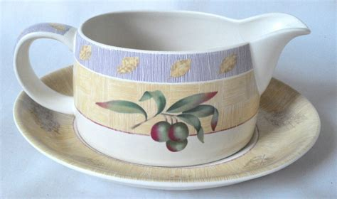 Gravy Boat Disney by Nivag Collectables Marks And Spencer Fruits Gravy