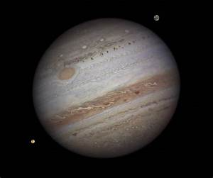 Space Images | Jupiter from the Ground