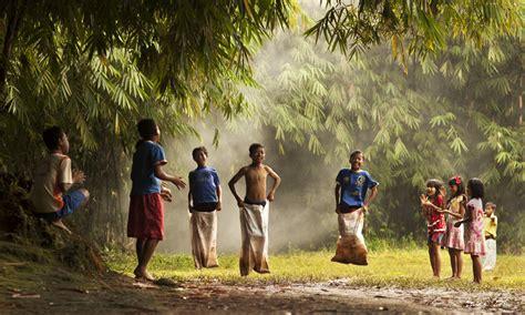 played  traditional games  indonesia warung fiksi