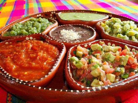 cuisine salsa mexico a travel destination that offers everything you
