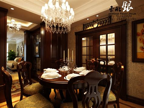 dining room old school