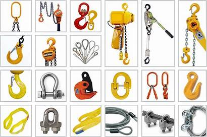 Lifting Equipment Accessories Inspection Tools Rope Training