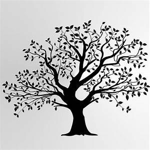 Big, Oak, Tree, Sizes, Reusable, Stencil, Floral, Shabby, Chic, Style, U0026, 39, Tree14, U0026, 39, U2013, Artisticsponge, Co, Uk