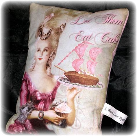 great mothersday gift marie antoinette novelty pillow