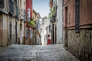 Jaén y sus callesAhora que no veo