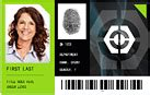 The id card office is located in the military & veterans services center. Government ID Card Templates - ID Card Template Gallery - ID Card Design Resources - Learning Center