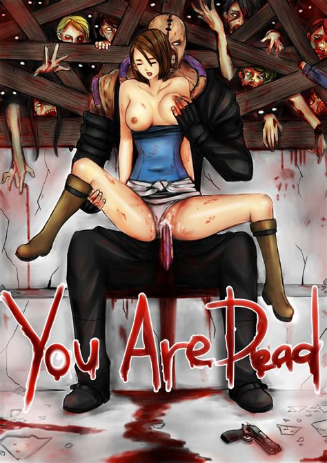 You Are Dead Jill Valentine By Eizen10 Hentai Foundry
