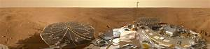 APOD: 2011 March 13 - A Mars Panorama from the Phoenix Lander