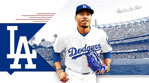 Dodgers Win the Offseason, Acquire Mookie Betts and David ...