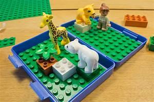 Aufbewahrungsbox Für Lego : lunchbox mit lego bausteine f r unterwegs ~ Buech-reservation.com Haus und Dekorationen