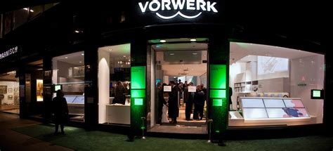 Vorwerk Shop Hamburg by Events Vorwerk