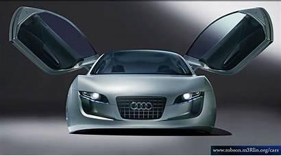 Audi Future Cars Sports Concept Sport Rsq