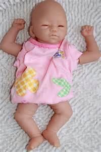 Silicone Baby Reborn Doll Kits