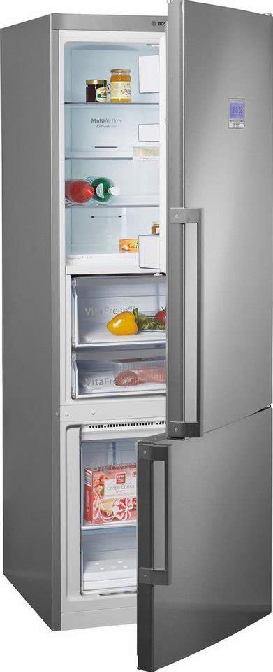 kühlschrank 70 cm hoch bosch k 252 hl gefrierkombination kgf56hi40 193 cm hoch 70