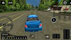 Manual Transmission Subaru Wrx Sti Car Parking