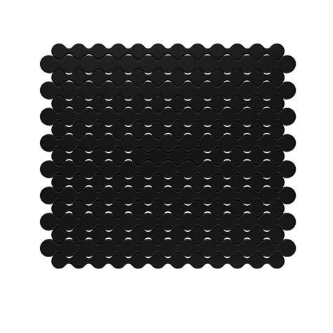 tapis d evier de cuisine tapis fond evier noir egouttoir à vaisselle accessoires